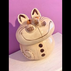 Kitty Cat Cookie Jar 🐾😻